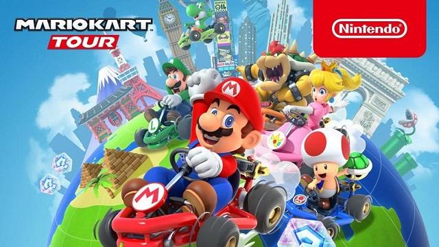 descargar Mario Kart Tour gratis