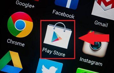 Paso 1 descargar App Android