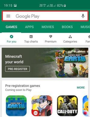 Paso 2 descargar App Android