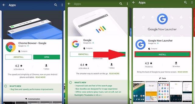 Paso 3 descargar App Android